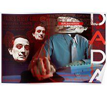 Salvador Dada Poster