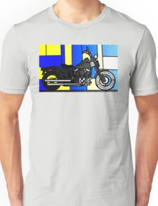 harley glass 2 Unisex T-Shirt
