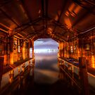 Crawley Boatshed by Paul Pichugin