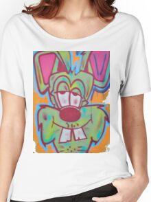 Acid Bunny - Abandon Schools Women's Relaxed Fit T-Shirt