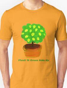 Green Side Up shirt T-Shirt