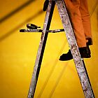 Step Ladder by Jay Gross