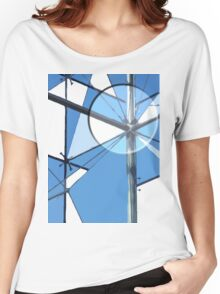 spaceframe  Women's Relaxed Fit T-Shirt