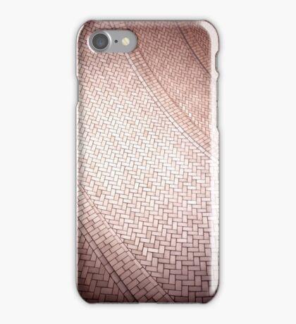 Herringbone I iPhone Case/Skin