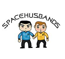 space husbands Photographic Print