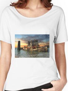 The Sunset Years Of The Mary D. Hume Women's Relaxed Fit T-Shirt