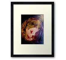 Bloody Nightmare Framed Print