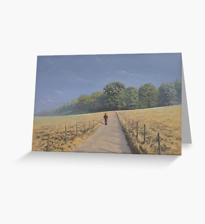 Mapledurham Estate Greeting Card
