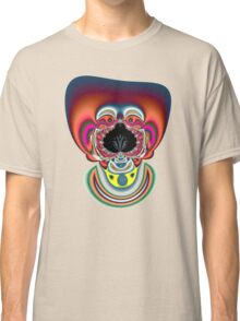 Clown Fractal Classic T-Shirt