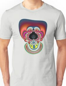 Clown Fractal Unisex T-Shirt