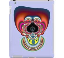 Clown Fractal iPad Case/Skin
