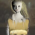 yellow sofa by catherinelouise
