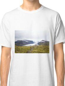 Vatnajökull Glacier Classic T-Shirt