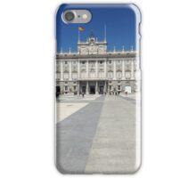 Spanish Royal Palace iPhone Case/Skin