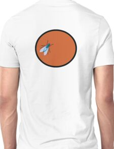 fly on a wall Unisex T-Shirt