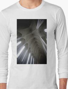 Hallgrímskirkja II Long Sleeve T-Shirt