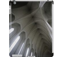 Hallgrímskirkja II iPad Case/Skin
