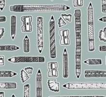 Tools of the Trade Pattern Sticker