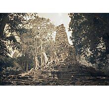 Preah Pallilay, Siem Reap Photographic Print
