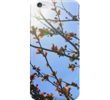 Flower Contrast iPhone Case/Skin