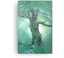 Forest Mother - celtic goddess Metal Print