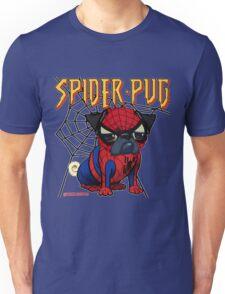 SPIDERPUG Unisex T-Shirt