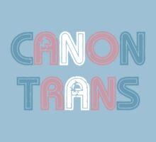Canon Trans Kids Tee