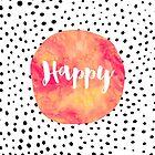 Happy by Elisabeth Fredriksson