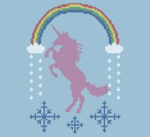 Unicorn Sweater shirt by manikx