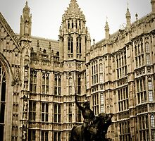 Houses of Parliament by Selina Ryles