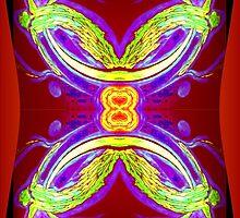 Mandala: Freedom by FatimaFama