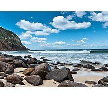 Beach Stroll Photographic Print