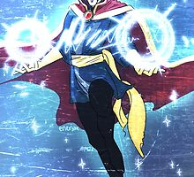 Doctor Strange by enerjax