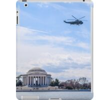 A Presidential Flyby iPad Case/Skin