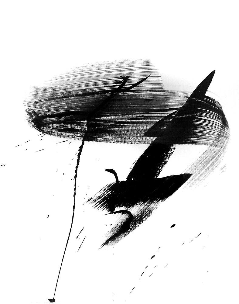 The Haïkus series n°71 by Laurent KOLLER