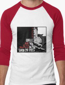 Kenshiro Hokuto No Ken Men's Baseball ¾ T-Shirt