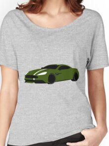 Aston Martin Vanquish  Women's Relaxed Fit T-Shirt