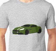 Aston Martin Vanquish  Unisex T-Shirt