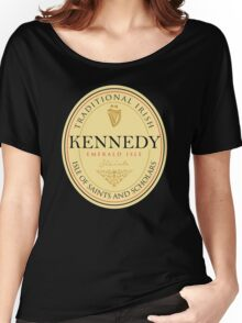 Irish Names Kennedy Women's Relaxed Fit T-Shirt