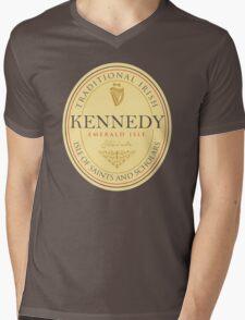 Irish Names Kennedy Mens V-Neck T-Shirt
