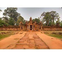 Banteay Srei, Seim Reap Photographic Print
