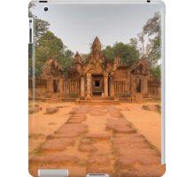 Banteay Srei, Seim Reap iPad Case/Skin