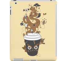 Awaken Coffee iPad Case/Skin
