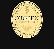 Irish Names O'Brien Unisex T-Shirt