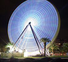 Ferris Wheel by Scott Sheehan