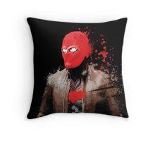 J. Todd - Splatter Art Throw Pillow