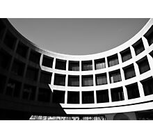 Brutal Arch Photographic Print