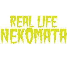 Real Life Nekomata Photographic Print