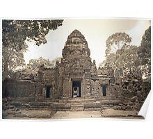 Ta Keo, Siem Reap Poster