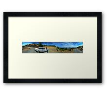 View of it All (panorama) Framed Print